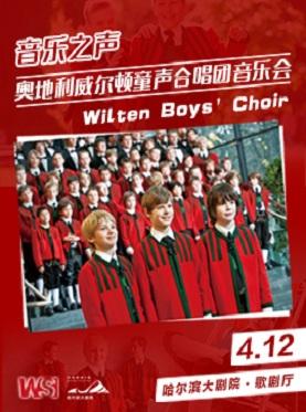 大师·名团系列——音乐之声·奥地利威尔顿童声合唱团音乐会